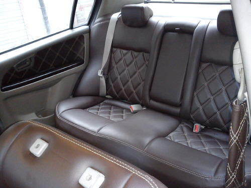 PU PVC Rexine Leather Car Seat Covers