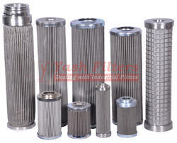 Hydraulic Wire Mesh Filter Element