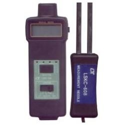 grain moisture temperature meter