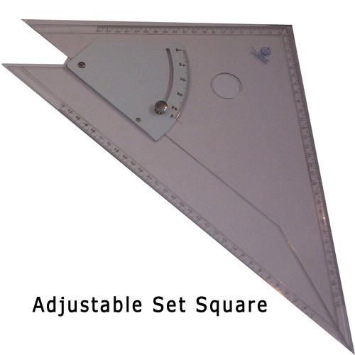 Adjustable Set Square