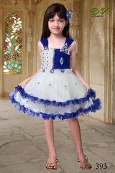 Printed Christmas Dress