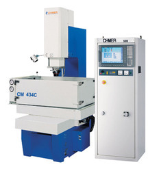 CNC EDM Wire Cut Machine