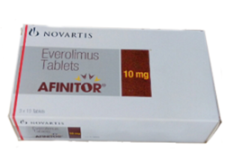 Everolimus 10 mg Afinitor Tablets Price & Details
