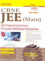 CBSE JEE Mains - Books
