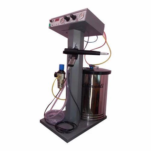 Powder Coating Machine Manufacturer From Mumbai
