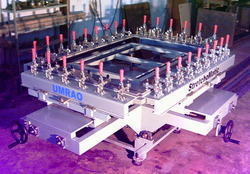 Fabric Stretching Machines