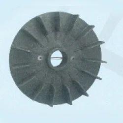 Plastic Fan Suitable For Rotor Fan OD 190 Frame Size