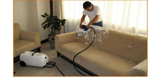Office Sofa Dry Cleaning Service