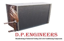 Low Temperature Cooling Coils