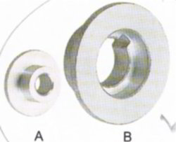 Pulley for CP Machine