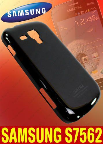 Vizio Samsung Galaxy Duos S 7562 Case (Black)