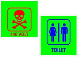 Safety Signage for Residential Complex