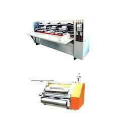 Fingerless Type Single Facer  Slitter Machine