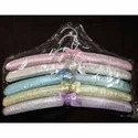 Colorful Satin Hangers