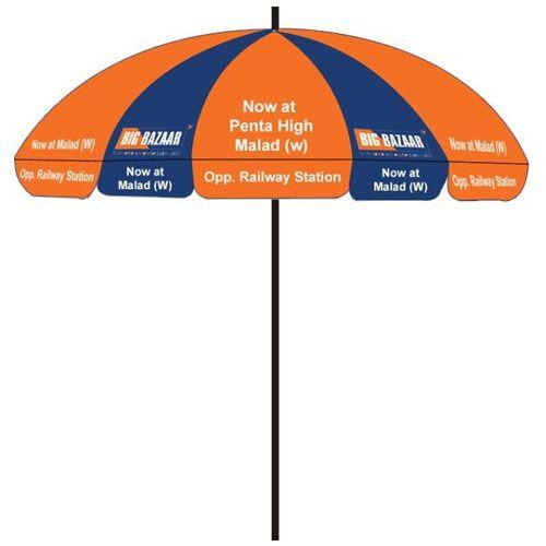 Outdoor Promotional Umbrellas
