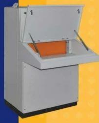 Control Desk Enclosure