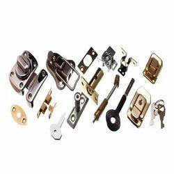 Trailer Locks, Latches & Hinges