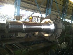 Stepped Steel Shafts