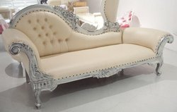 French Chaise Lounge Chair