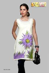 Classic Designer Party Wear Tunic Kurti
