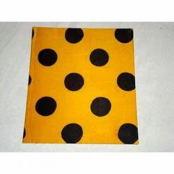 Silk Satin Printed Fabric