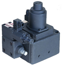 electro hydraulic relief and flow control valves