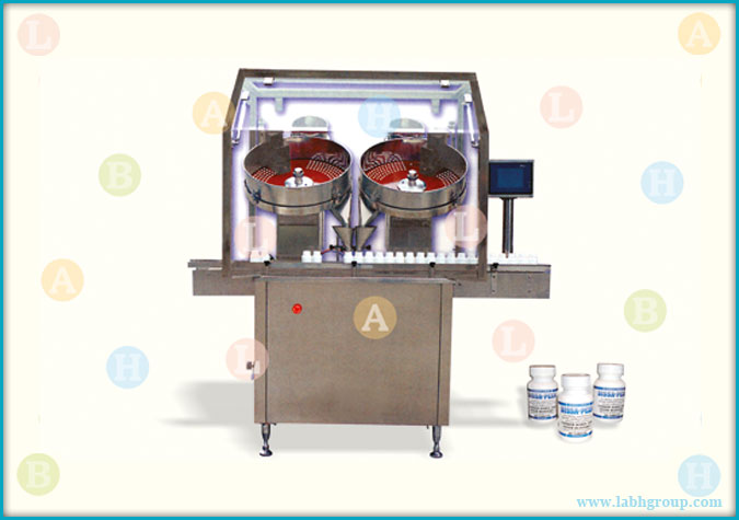 Automatic Bottle Filling Equipment for Tablets and Capsules