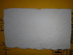 Cotton Rag Handmade Drawing Papers For Painters, Artisans