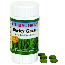 Herbal Barley Grass Tablet