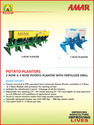 Amar Potato Planter 2 & 4 Row
