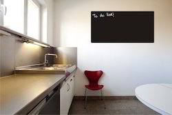 Kawachi Blackboard Wall Sticker Removable Vinyl Sticker