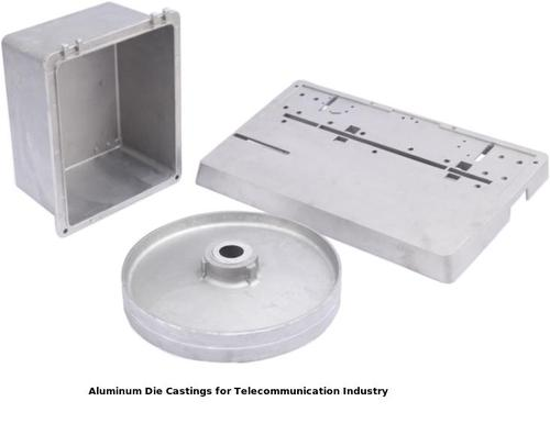 Aluminum Die Castings for Telecommunication Industry