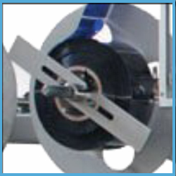 Automatic High Speed Shrink Label Cutting and Inserting Machinery