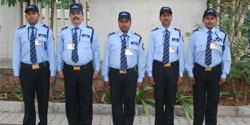 uniform guarding services