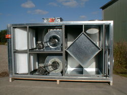 Heat Exchanger Ventilator