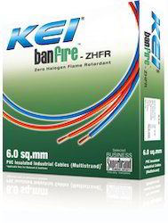 Ban Fire-ZHFR Cable