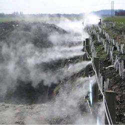 Dry Fog Dust Suppression System