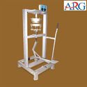 Areca Plate Manual Machine