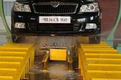 underbody wash system
