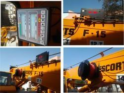 Total Movement Indicator For Loader Cranes