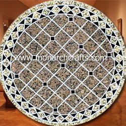Granite Side Tables