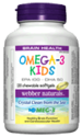 Omega-3 Kids, Natural Orange Flavour
