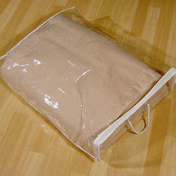 PVC Zipper Blanket Bag