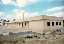 Prefabricated Concrete Warehouse