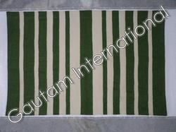 Striped Cotton Rugs