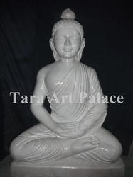 Marble Buddha Statue for Garden
