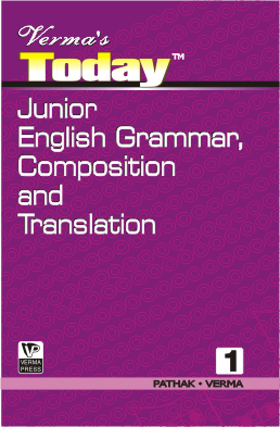 Class Viii To Vi Grammer Books Junior English Grammar Books