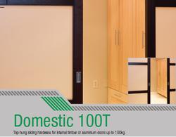 Domestic 100T Sliding Hardware