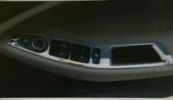 chrome power window