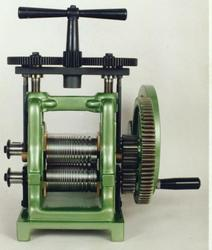 Bangle Ring Rolling Mill (Hand Operate)